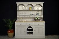 Show details for Bespoke Pine Dresser - Spice Drawers + wine rack