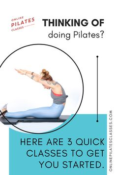 This 3 class introduction to Mat Pilates course was designed for beginners who are still learning the exercises and how they should feel in your body. You won't need any fancy equipment, and the classes are just under 15 minutes long. #beginnerpilates #pilatesmat #matpilates #matworkout #matclass #pilatesclass #introtopilates #beginnerpilatesclassworkout #fitness Fitness Exercises, Fitness Tips, Health Fitness, Pilates Body, Pilates Workout, Lifestyle Group, Healthy Lifestyle, Pilates Equipment