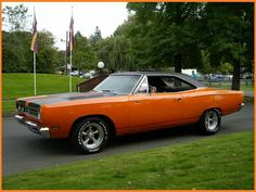 '69 Road Runner