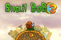 Snail Bob 3 | Malika Games Online Free