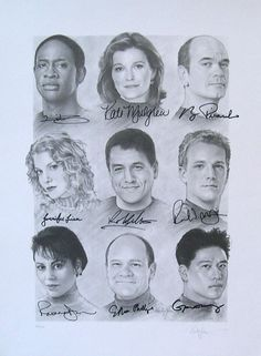 Star Trek Voyager Photo Album