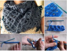 Scarves are a fabulous accessory all year round, even it is winter, spring, summer or fall.  Crochet scarves are always one of the easiest crochet patterns to work up. The