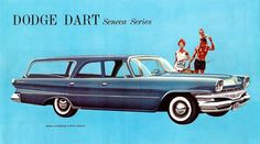 1960 Dodge Dart Seneca Station Wagon