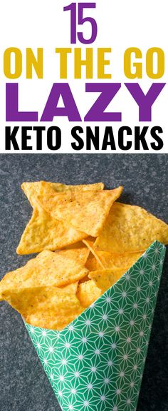 15 on the go lazy keto snacks! These low carb keto snacks are THE BEST! I'm so glad I found these 15 keto snacks for when I'm on the go. Now I can quickly grab these easy low carb snacks that can help me to lose weight on the ketogenic diet. Keto Foods, Ketogenic Recipes, Diet Recipes, Smoothie Recipes, Keto Fat, Low Carb Keto, Fat Bombs, Aperitivos Keto, Starting Keto Diet
