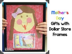 Mother's Day Glyph and Craft Ideas {FREEBIE} - First Grade Blue Skies
