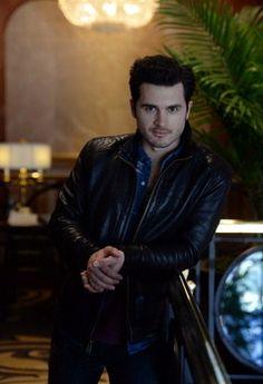 'The Vampire Diaries' season 5: Michael Malarkey talks about Enzo  #tvd #vampirediaries #enzo #michaelmalarkey