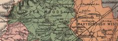 Image from http://www.antiquaprintgallery.com/ekmps/shops/richben90/images/queens-county-laois-antique-county-map.-leinster.-ireland.-bartholomew-1882-%5B2%5D-206506-p.jpg.