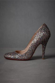eventually I'm going to have somewhere to wear sparkly shoes :)
