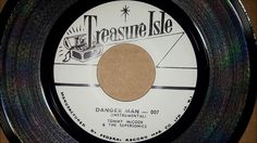 Danger Man Tommy McCook & The Supersonics Another instalment from Far East Records Treasure Isle reissues Danger Man 007 - Tommy McCook & The Supersonics Recorded at Treasure Isle in 1966. The flip side is Lion Of Judah - Justin Hinds & The Dominos Support The Artist the Producer and Record Shops BUY IT IF YOU LIKE IT.