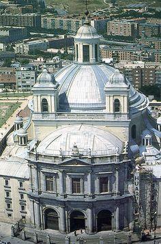 San Francisco el Grande, Madrid, España