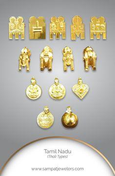 Gold Thali Kodi Mangalsutra Design Pinterest Gold