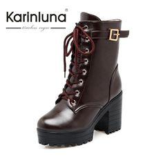 ==> consumer reviewsKarinLuna Hot Sale Big Size 34-43 Women Motorcycle Ankle Boots Thick Platform Lace Up High Heel Shoes Women Short Punk BootsKarinLuna Hot Sale Big Size 34-43 Women Motorcycle Ankle Boots Thick Platform Lace Up High Heel Shoes Women Short Punk BootsSave on...Cleck Hot Deals >>> http://id498015276.cloudns.ditchyourip.com/32735153890.html images