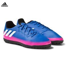 adidas Blue Fade Messi 16.3 Turf Football Boots