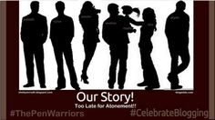 "The Characters for ""Too Late for Atonement"" A story by team The Pen Warriors.  #blogadda   Read the story here http://t.co/MBd5TO0pei #CelebrateBlogging"