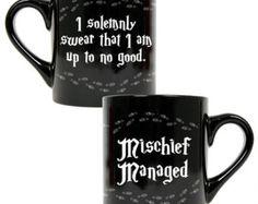 Mischeif Managed Harry Potter Mug