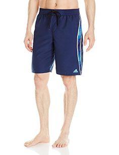 b3d839605fe71 adidas Men s Horizons Volley Swim Trunk Review