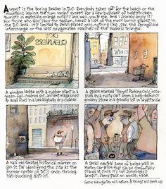 ComicsDC: Mike Rhode on Richard's Poor Almanac(k) by Richard Thompson (2011)