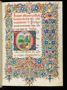Genève, Bibliothèque de Genève, Comites Latentes 54, f. 97r – Book of hours (http://www.e-codices.unifr.ch/en/list/one/bge/cl0054)