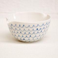 Seafarer Bowl by Sibella Court