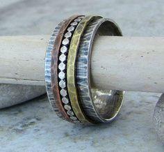 Cool Spinner Ring