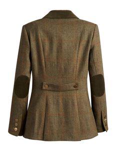 AUSTINE Womens Tweed Riding Jacket