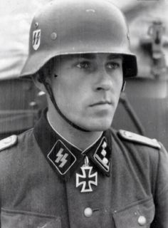 Waffen SS; the most feared soldiers of WWII.