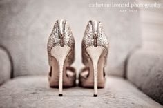 Shiny #sparkling #wedding shoes – are you going for comfort or style on your #wedding day?