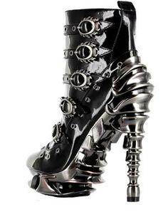 Machina Spinal Heel