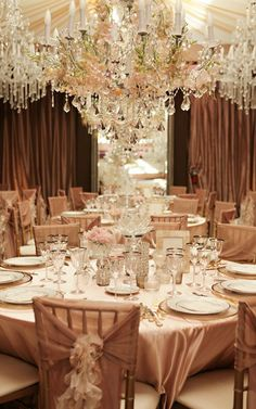Pink Tablescape Décor...wow