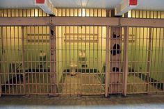 Prison cells  Alcatraz Prison