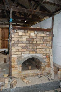 Durn Hill Farm - Kerstin Gren's Wood Fired Kiln, UK