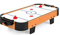 Best Choice Products Air Hockey Arcade Table for Game Room, Living Room w/Electric Fan Motor, 2 Sticks, 2 Pucks Air Hockey Games, Arcade Table, Inside Bar, Mini Arcade, Electric Fan, Plastic Tables, Table Games, Game Tables