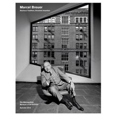 By Barry Bergdoll (2016). Marcel Breuer: Bauhaus Tradition, Brutalist Invention contextualizes the architectural masterpiece now known as The Met Breuer. Learn about one of the twentieth century's most visionary architects as well as this iconic building. Click to shop this publication at store.metmuseum.org #MetPubs