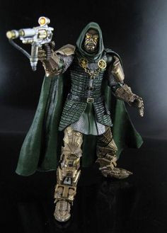I found 'Steampunk Dr Doom Custom Action Figure' on Wish, check it out!