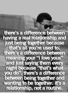 difference between dating and being together