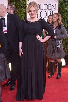 Adele at Golden Globes