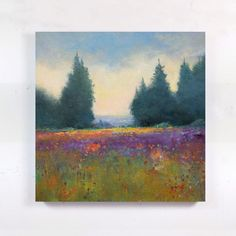 Buy Meadow Flowers, Oil painting by Don Bishop on Artfinder. Discover thousands of other original paintings, prints, sculptures and photography from independent artists.