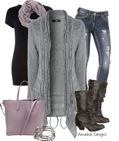 """Cozy Warm"" by amabiledesigns on Polyvore"