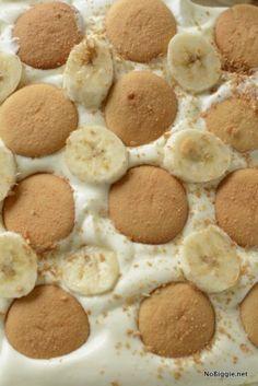 banana pudding with nilla wafers | NoBiggie.net