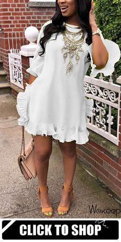 Autumn Fashion, Women's Fashion, Fashion Outfits, Buy Dress, Shirt Dress, Slaying Outfits, Slouchy Shirt, Business Attire, Chic Outfits