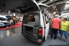 Caravan Salon Düsseldorf 2015 - Часть 2 - Уютный бункер