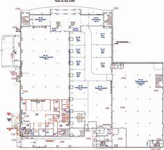 dandy: планы торговых центров