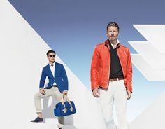 GBI ™: BOSS BY HUGO BOSS SPRING 2014 MENSWEAR CAMPAIGN