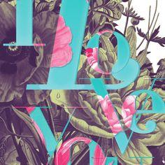 I love you Art Print by Ewelina Gaska | Society6