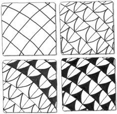 suzanne mcneill zentangle patterns