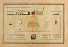Site Plan : San Cataldo Cemetery | Aldo Rossi