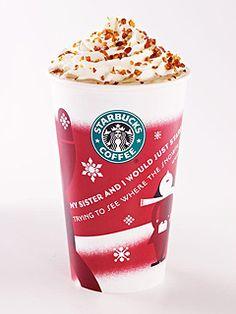 Starbucks Holiday Drink Recipes: Gingerbread Latte, Caramel Brulee Latte, Pumpkin Spice Latte, Peppermint Mocha, Eggnog Latte & Chai Tea Latte