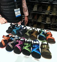 Cool new Kid Gear from the OR show 2014 @Chaco