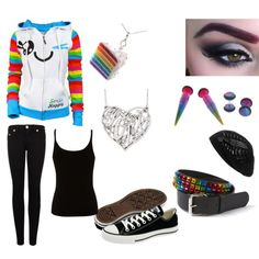 Untitled #51, created by mydeadlydreams on Polyvore