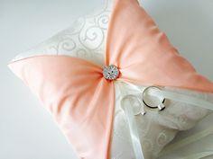 DIY - Wedding Ring Cushion | Rainhill Of London